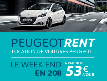 Peugeot Rent Week-end