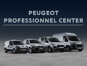 Peugeot Professionnel Center
