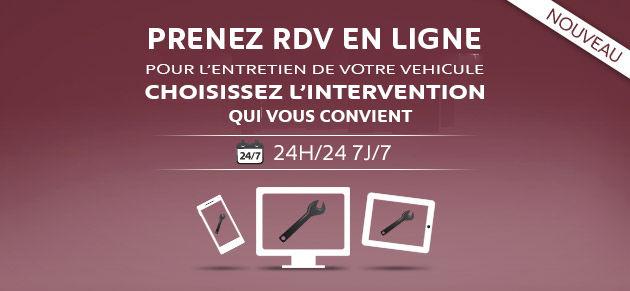 Peugeot montelimar garage et concessionnaire peugeot for Rdv en ligne garage