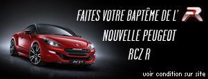 Nouvelle RCZ R