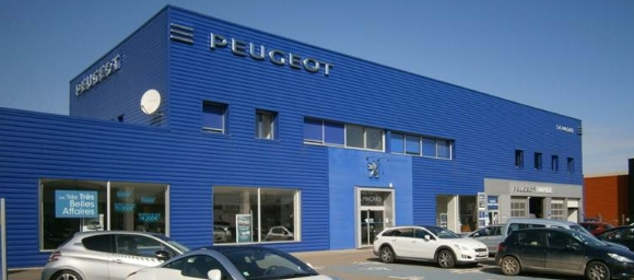 Peugeot macard caussade