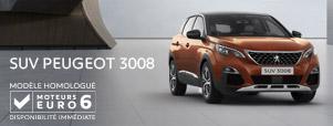 Peugeot 3008 OCT 2019