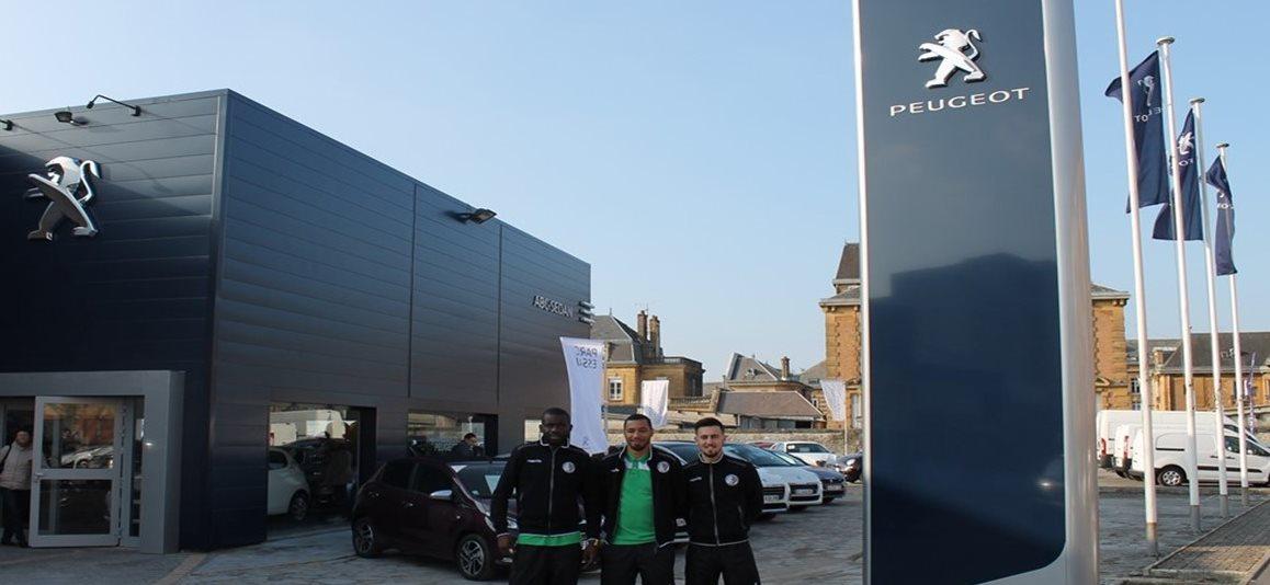 Groupe hess peugeot sedan garage et concessionnaire peugeot sedan - Garage peugeot loison sous lens ...