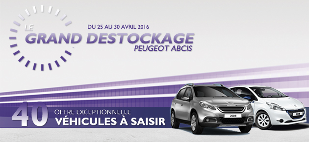 Abcis peugeot photo de classe logo de l 39 tablissement for Garage peugeot clermont ferrand