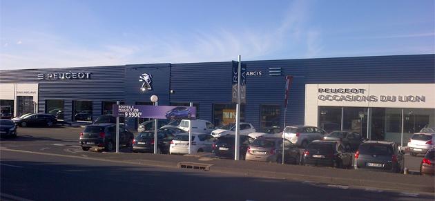 Abcis Clermont Ferrand Garage Et Concessionnaire Peugeot à