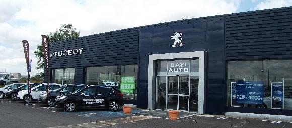 Bayi auto argentan garage et concessionnaire peugeot for Garage peugeot alencon