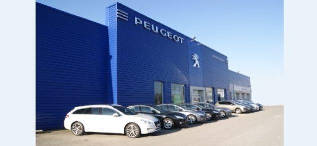 S a s auto boulevard garage et concessionnaire peugeot for Garage peugeot rouen boulevard de l yser