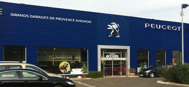 Ggp avignon votre point de vente peugeot - Garage occasion vaucluse ...