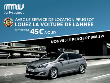 Mu Experience Nouvelle 308 SW
