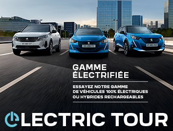 Peugeot Electric Tour