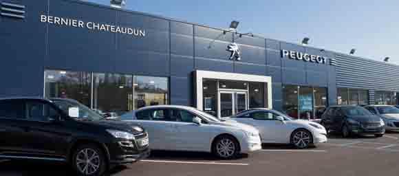 bernier chateaudun garage et concessionnaire peugeot chateaudun. Black Bedroom Furniture Sets. Home Design Ideas