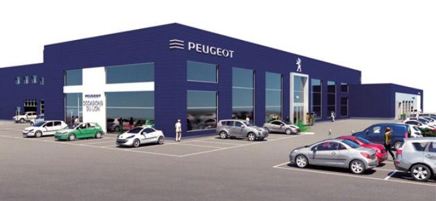Garage Peugeot Cernay La Ville