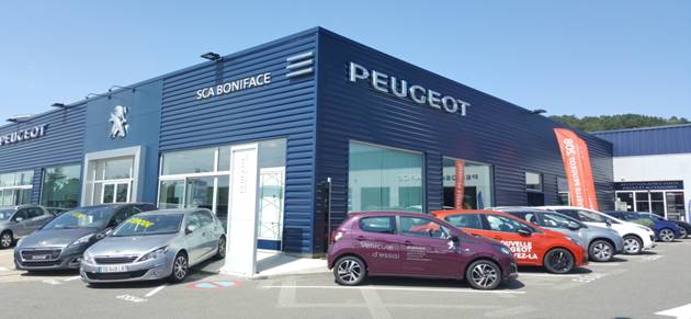Psa retail saint etienne garage et concessionnaire for Garage st etienne