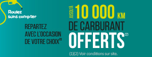carburant offert