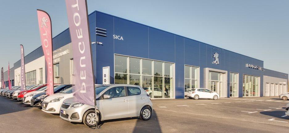 Peugeot dijon nord garage et concessionnaire peugeot for Garage peugeot nord