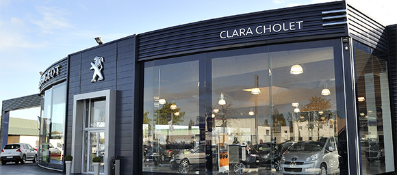 Clara automobiles cholet garage et concessionnaire for Garage gpl cholet