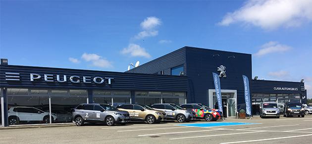 Clara Automobiles Le Mans Garage Et Concessionnaire Peugeot A Le Mans