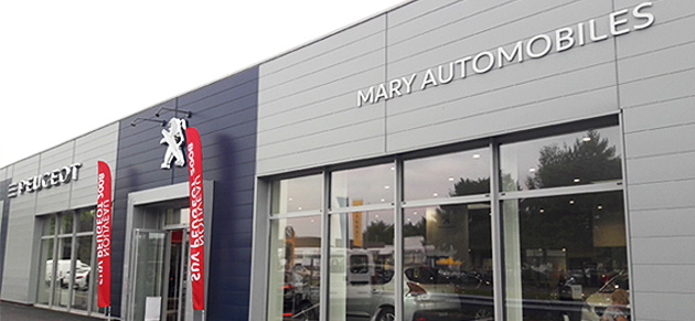 Mary automobiles deauville garage et concessionnaire for Garage mary lisieux