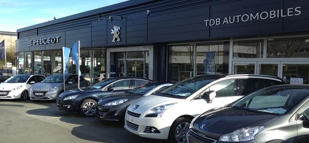 Peugeot Dinan : tdb automobiles sas garage et concessionnaire peugeot dinan ~ Gottalentnigeria.com Avis de Voitures