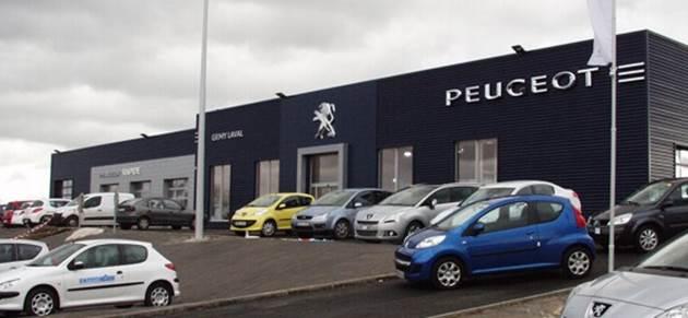 gemy laval garage et concessionnaire peugeot laval ForGarage Peugeot Laval