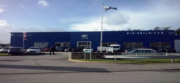 Garage Peugeot Vannes