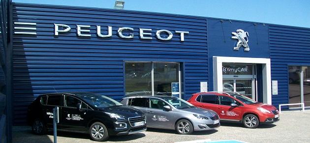 Peugeot bymycar thonon garage et concessionnaire peugeot for Garage peugeot gonneville sur honfleur
