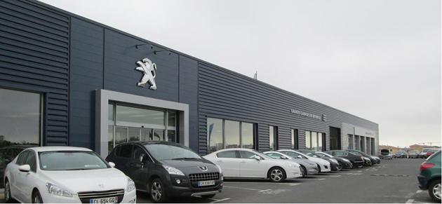 Peugeot beziers garage et concessionnaire peugeot beziers for Garage peugeot agde
