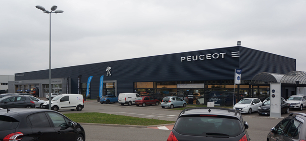 grand est automobiles peugeot colmar garage et. Black Bedroom Furniture Sets. Home Design Ideas