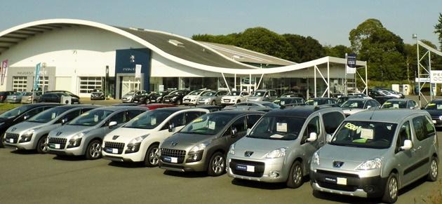 Garage Peugeot Lannion