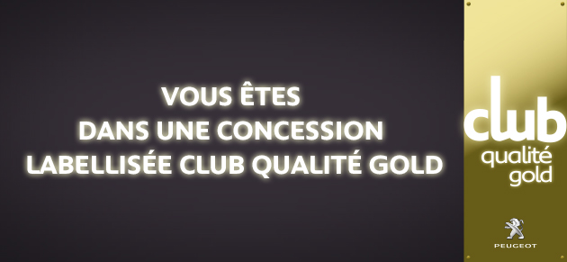 Club Qualité Gold