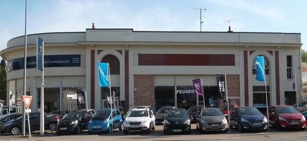 Dubreuil automobiles louviers garage et concessionnaire for Garage peugeot villeneuve d ascq