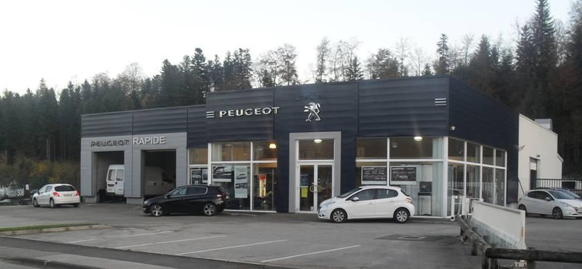 Peugeot Maiche : s a garage central maiche garage et concessionnaire peugeot maiche ~ Gottalentnigeria.com Avis de Voitures