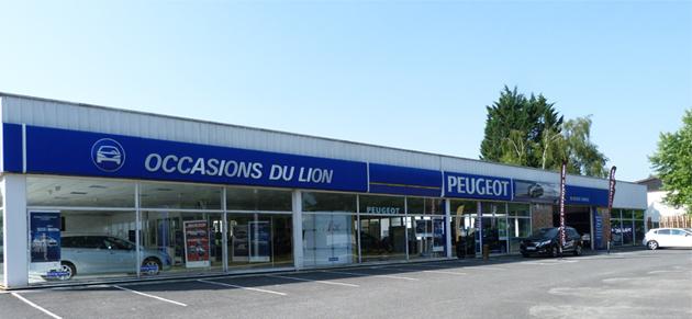 Metin nemours garage et concessionnaire peugeot nemours for Garage alain nemours