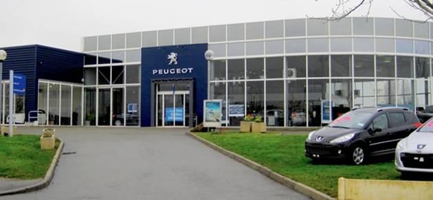 Midi Auto 28 Garage Et Concessionnaire Peugeot à Vernouillet