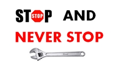 stop never stop