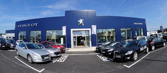 Garage Peugeot Evreux