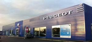 Garage Peugeot Orvault