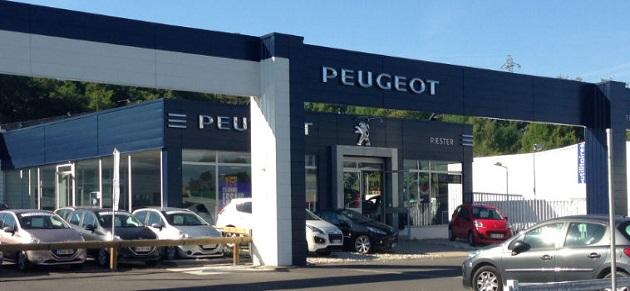 Riester provins garage et concessionnaire peugeot provins - Garage peugeot le plus proche ...