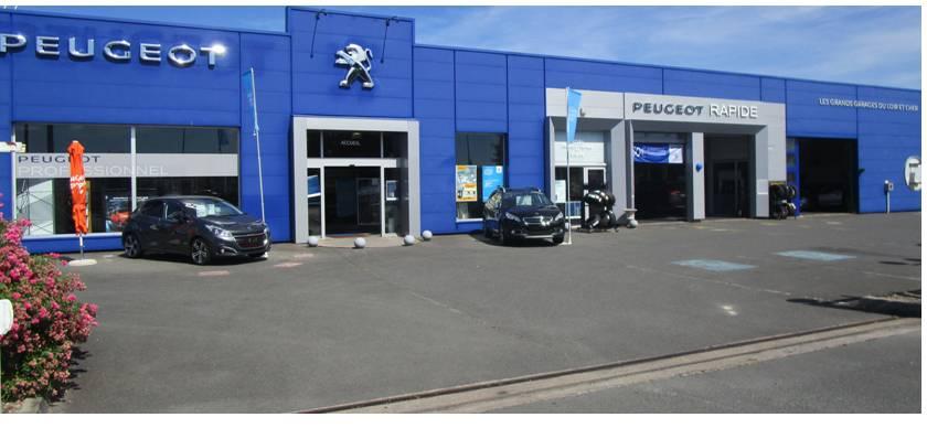 Beauciel automobiles romorantin garage et concessionnaire for Garage peugeot meslay du maine