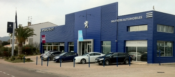 S a s pietri automobiles garage et concessionnaire for Garage peugeot montfort
