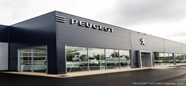 socam peugeot maubeuge garage et concessionnaire peugeot feignies. Black Bedroom Furniture Sets. Home Design Ideas