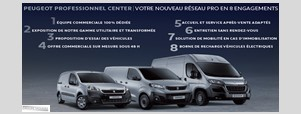 Peugeot Professionnal Center