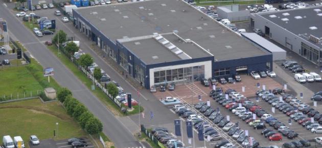 Abcis picardie st maximin garage et concessionnaire for Garage peugeot st maximin