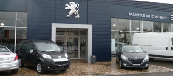 Garage Peugeot Tarbes