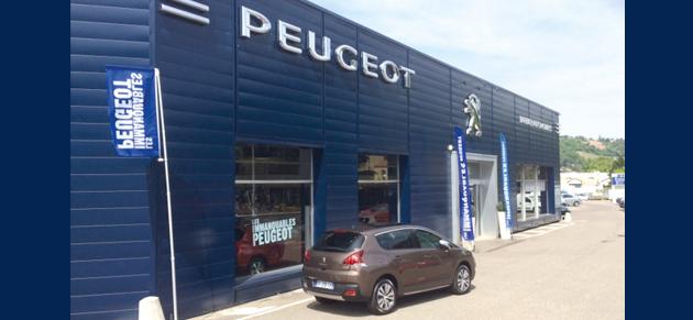 Peugeot Vienne : peugeot vienne garage et concessionnaire peugeot vienne cedex ~ Gottalentnigeria.com Avis de Voitures